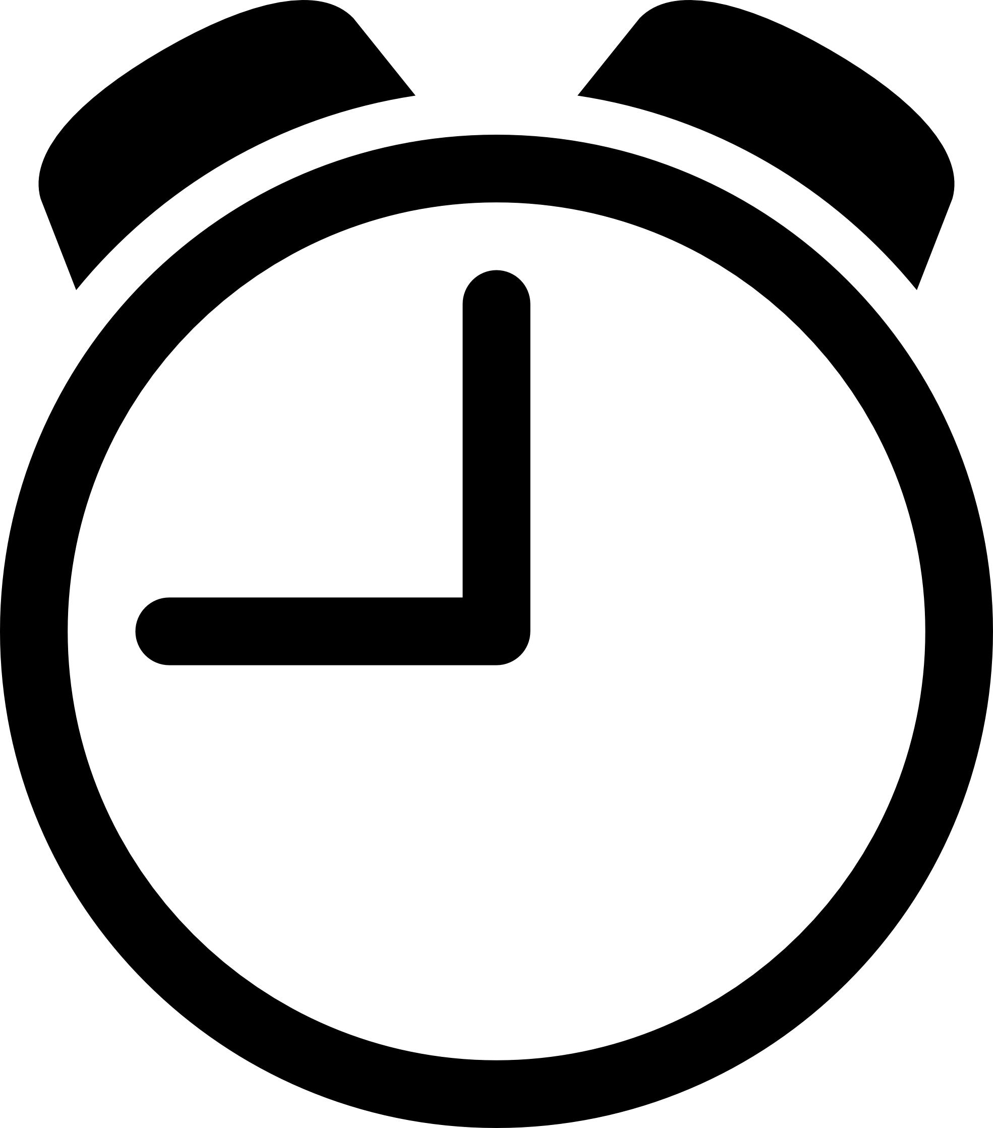 Clock Clipart Black And White & Clock Black And White Clip Art.