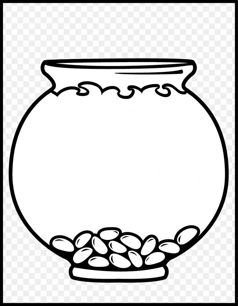Coloring Book Fish Bowl Child Clip Art, PNG, 992x1275px.