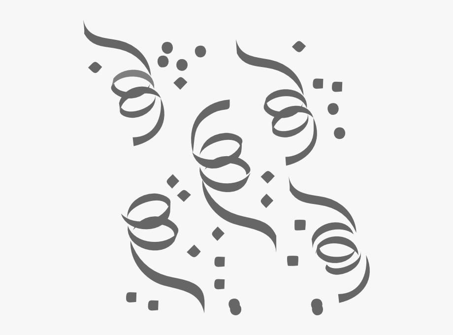 Confetti Clip Art Clipart.