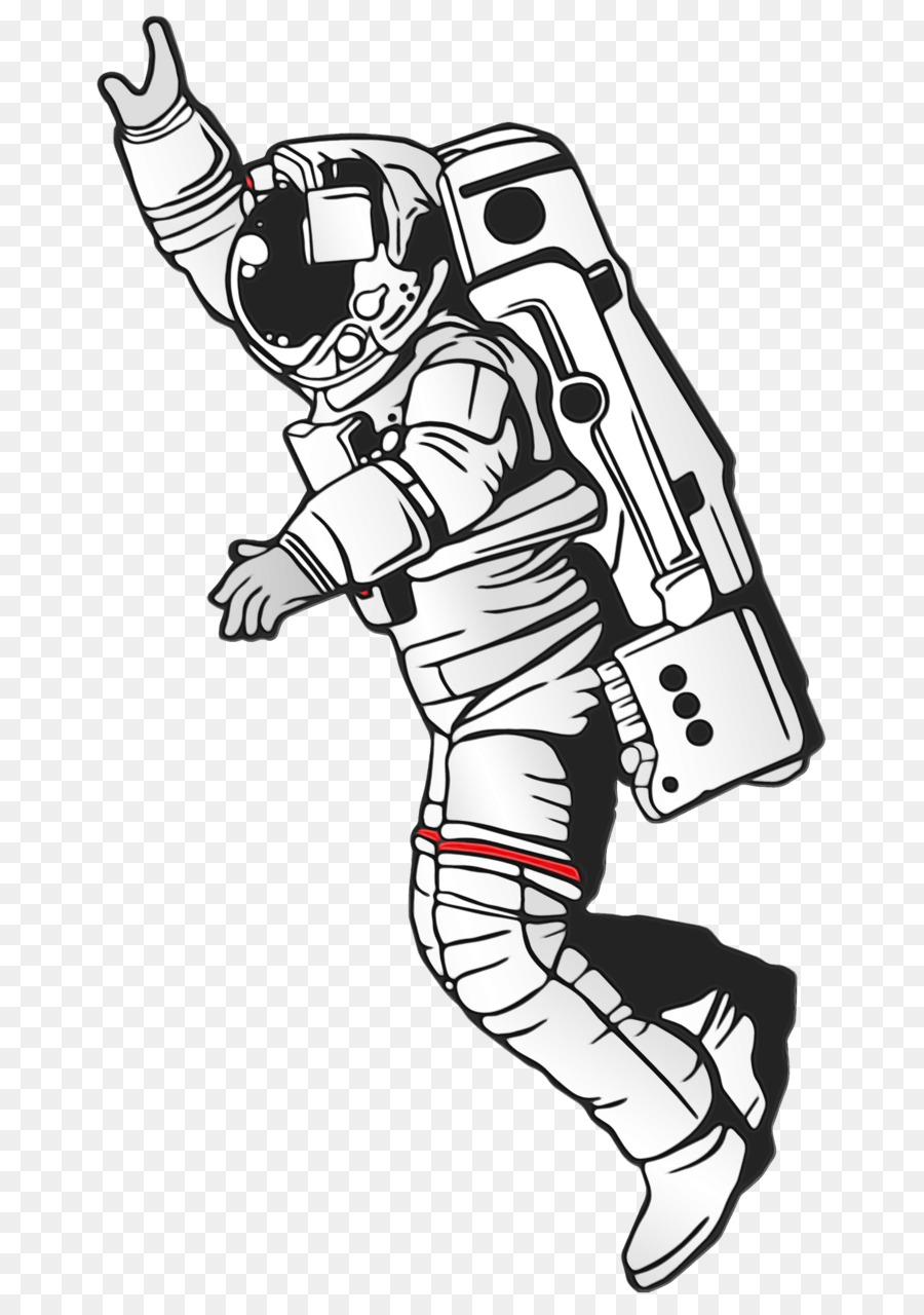 Astronaut Cartoon.