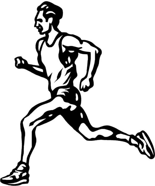 Athlete clipart animated, Athlete animated Transparent FREE.