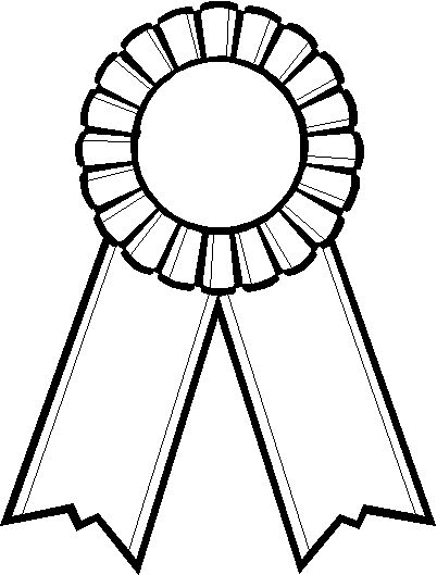Printable Award Ribbons.