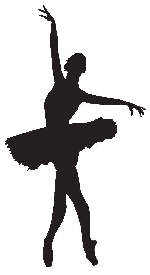 Free Ballerina Clipart Black And White, Download Free Clip.