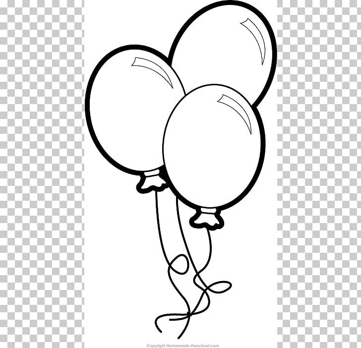 Balloon Black and white Black and white , Black Balloons s.