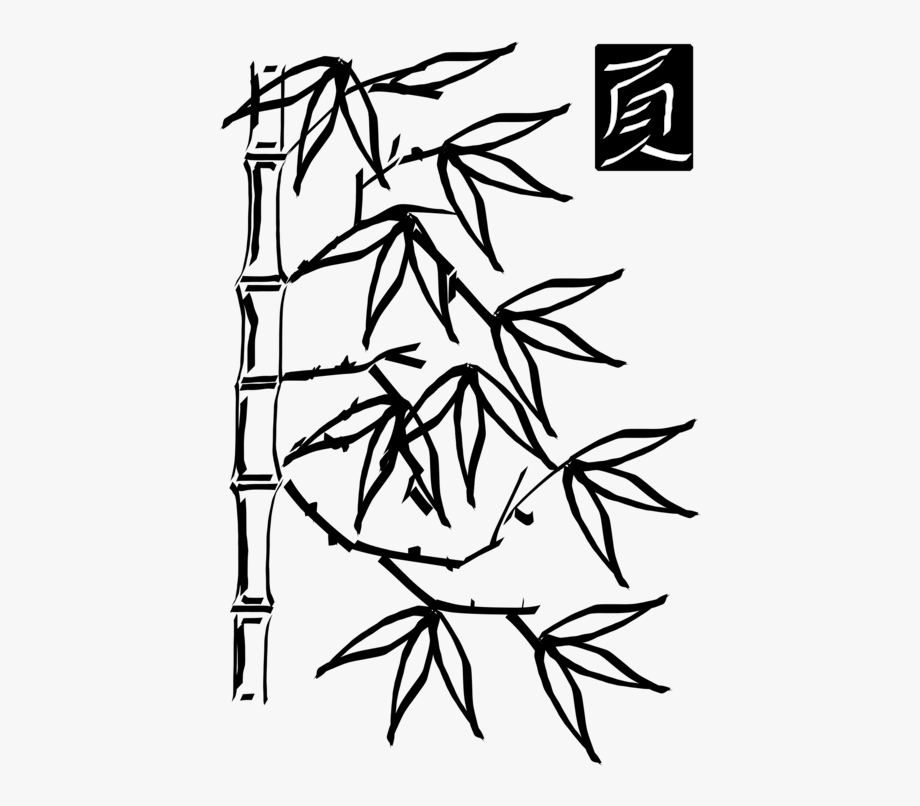 Bamboo Clipart Clip Art.