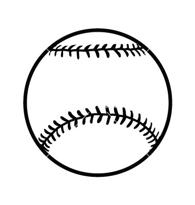 Baseball Clipart Black And White (80+ images in Collection) Page 2.