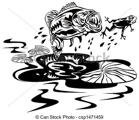Black bass Illustrations and Stock Art. 13,778 Black bass.