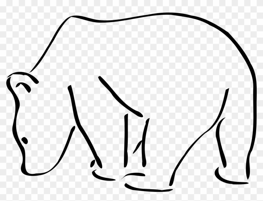 Polar Bear Clip Art Free.