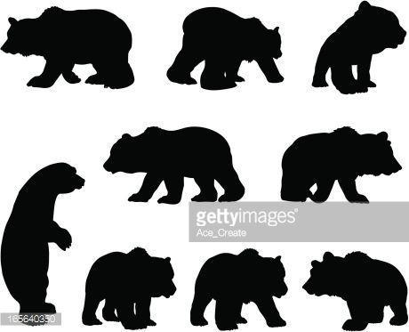 20+ Brown Bear Brown Bear Clip Art Black And White Ideas and Designs.