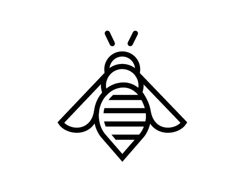 Honey bee clipart black and white, Free Download Clipart and Images.