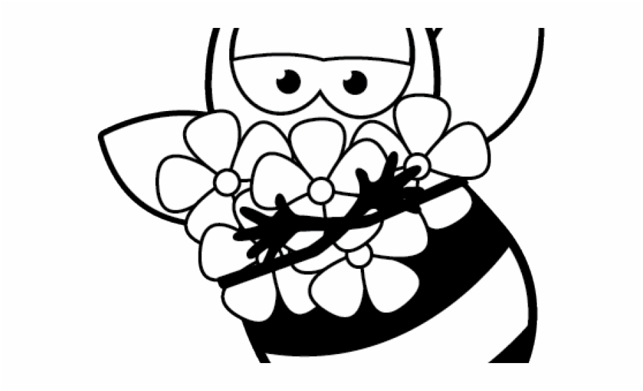 Bee Clipart Construction.