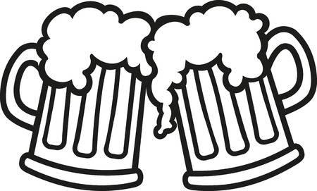 43,863 Beer Mug Cliparts, Stock Vector And Royalty Free Beer Mug.