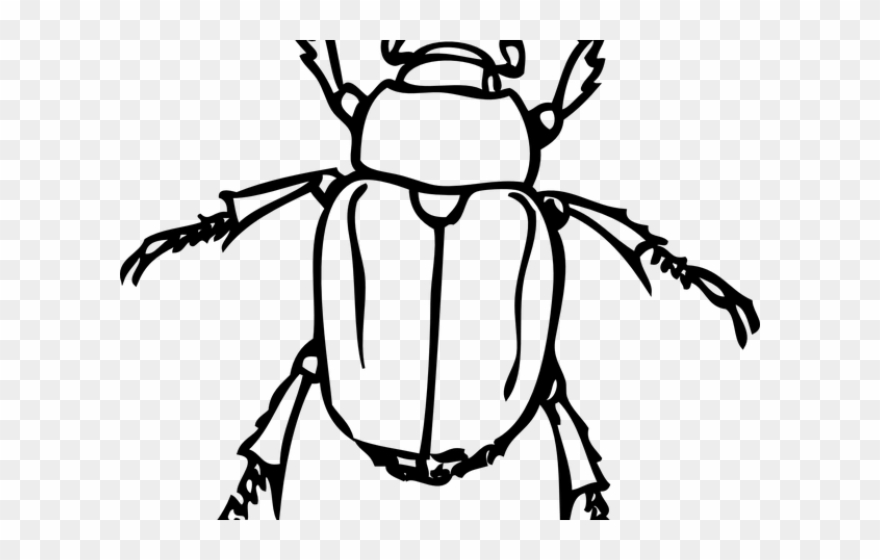 Dung Beetle Clipart Japanese.