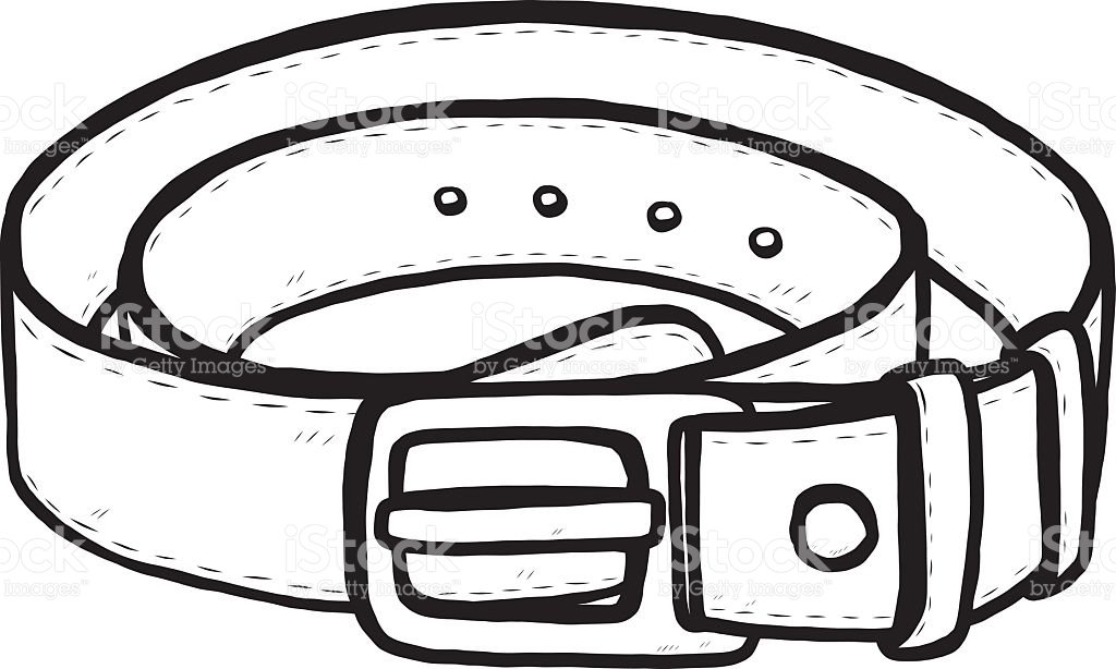 Belt clipart black and white 9 » Clipart Station.