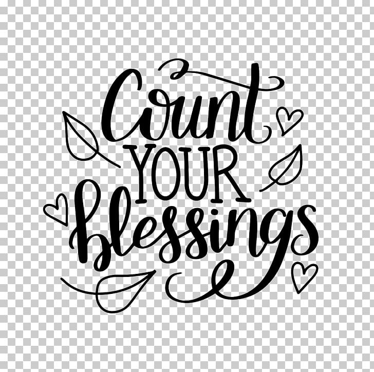 Count Your Blessings PNG, Clipart, Area, Art, Black, Black.