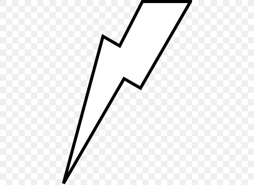 Lightning Bolt White Clip Art, PNG, 420x598px, Lightning.