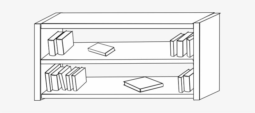Bookcase Image.