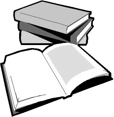 Free Black And White Book Clipart, Download Free Clip Art.