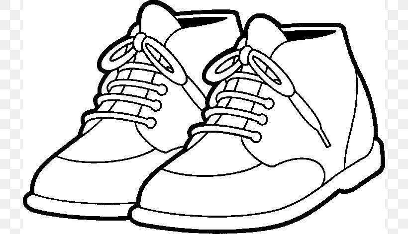 Shoe Sneakers Converse Black And White Clip Art, PNG.