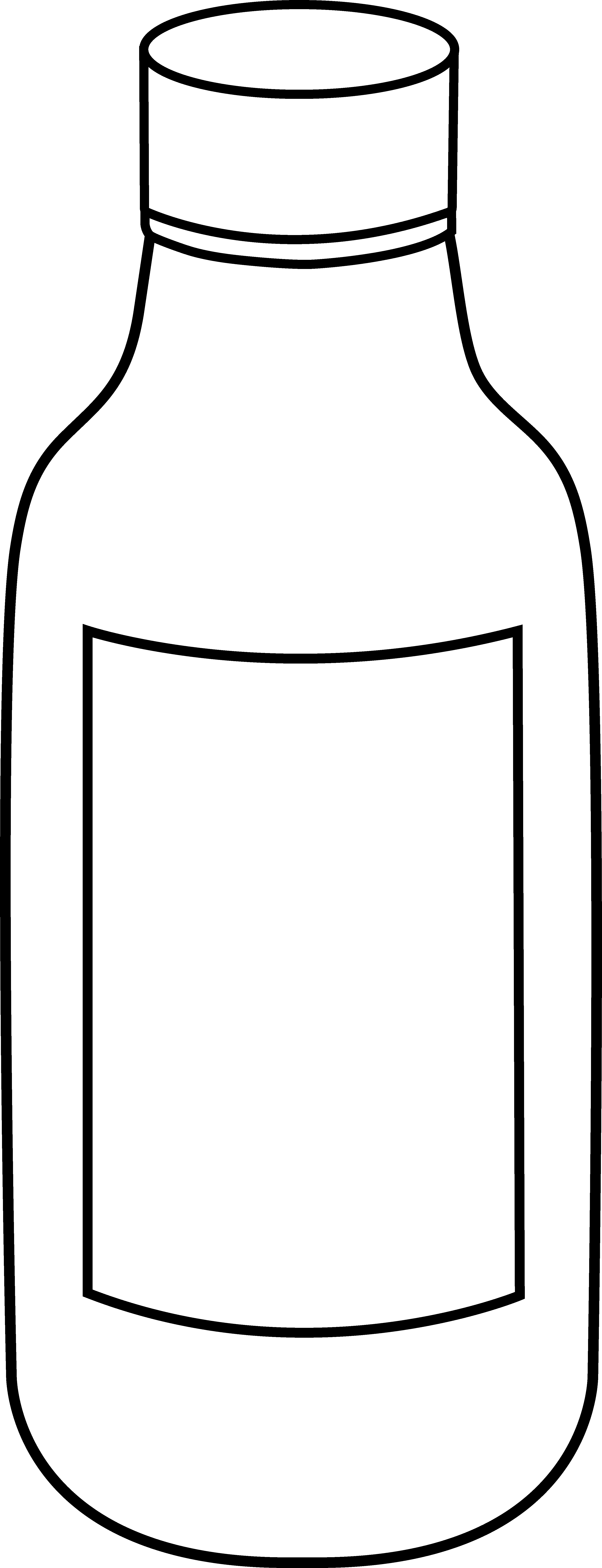 Free Baby Bottle Clipart Black And White, Download Free Clip.