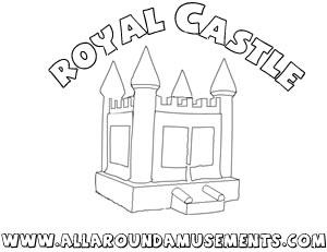 Similiar Bounce Castle Sketch Keywords.