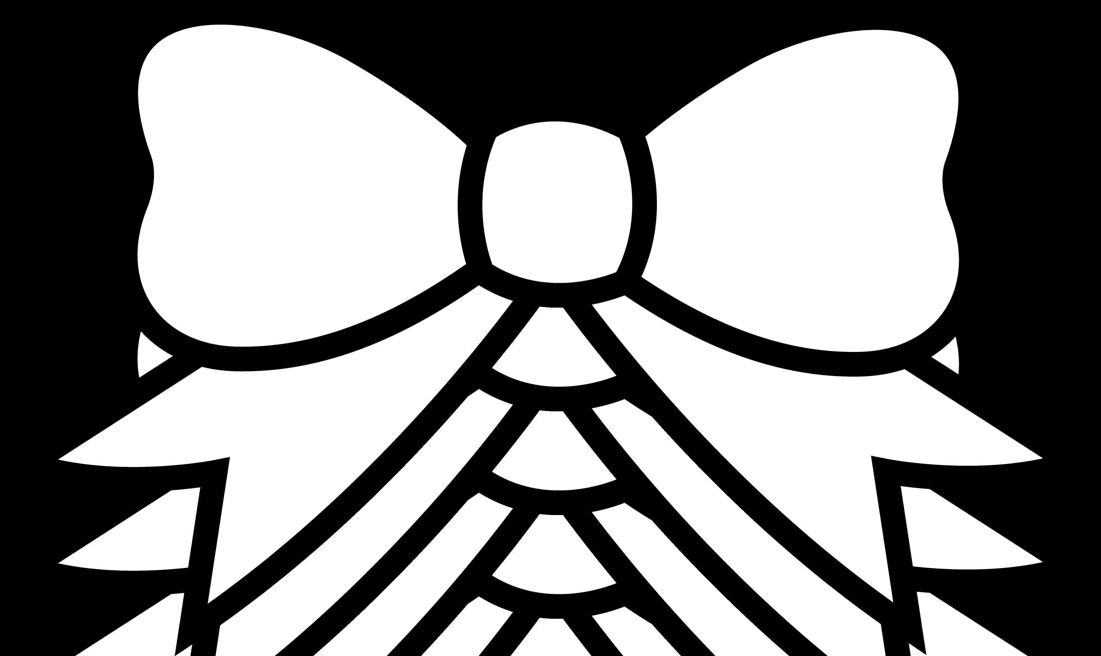 bow drawing.