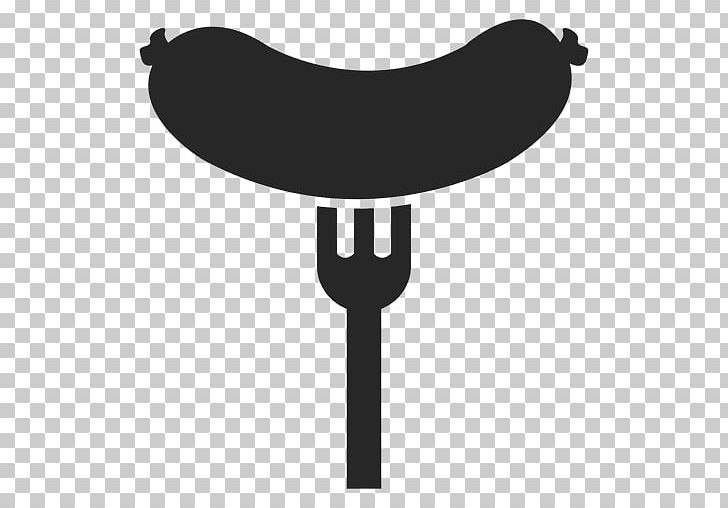 Hot Dog Barbecue Sausage Fork PNG, Clipart, Barbecue, Black.