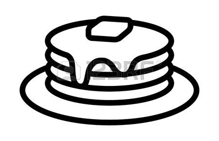 Pancake Breakfast Clipart Free.
