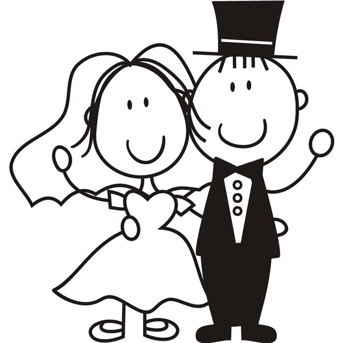 Bride and groom bride groom cartoon free download clip art on.