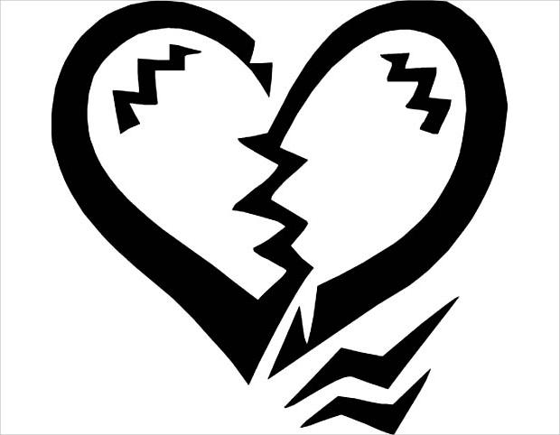 25+ Heart Cliparts.