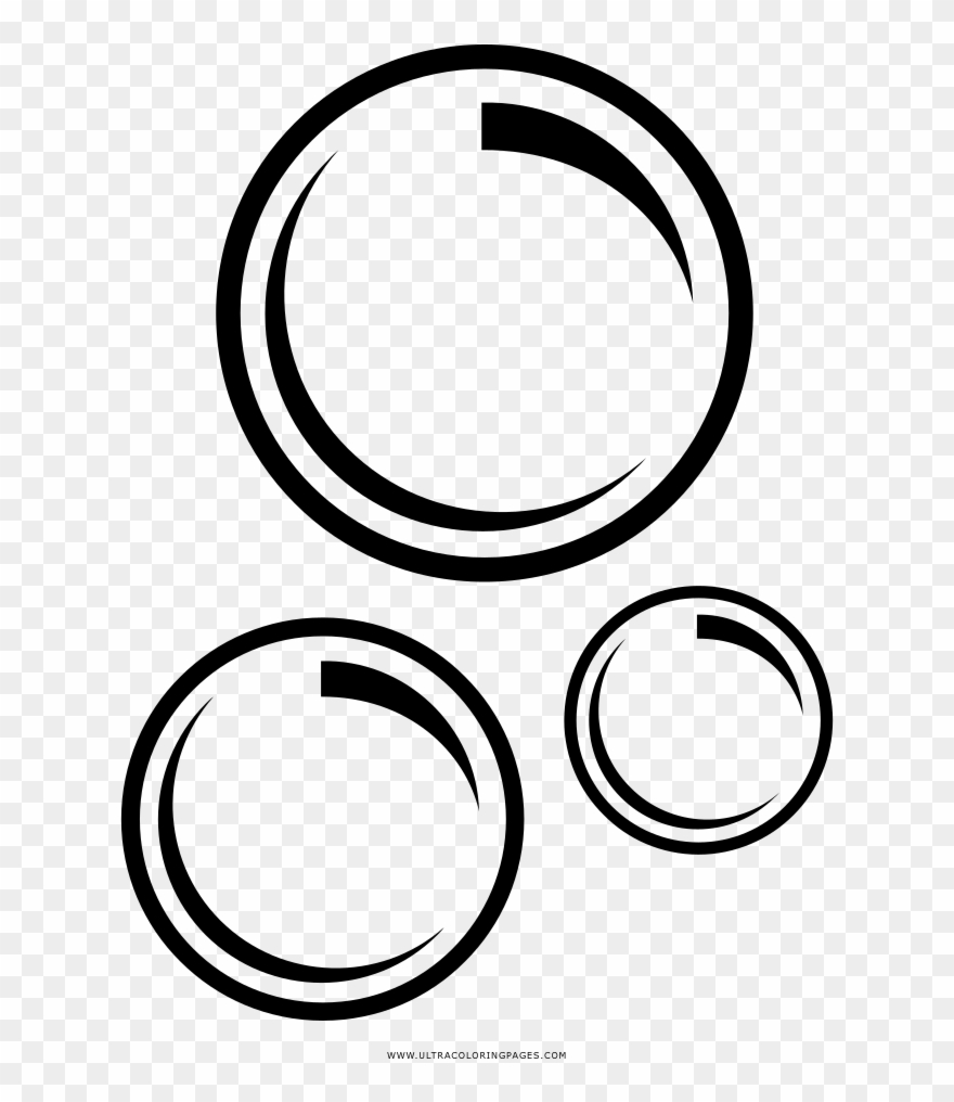 Bubble clipart black and white Transparent pictures on F.