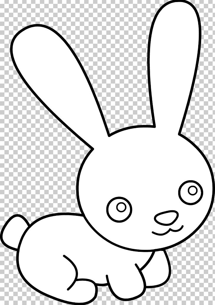 Easter Bunny White Rabbit Hare PNG, Clipart, Area, Art.