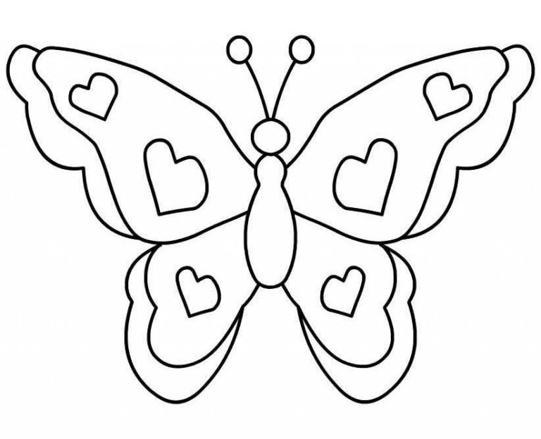 Black And White Butterflies Pictures.