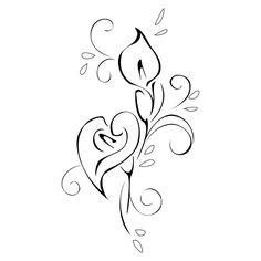 Free Calla Lily Cliparts, Download Free Clip Art, Free Clip.