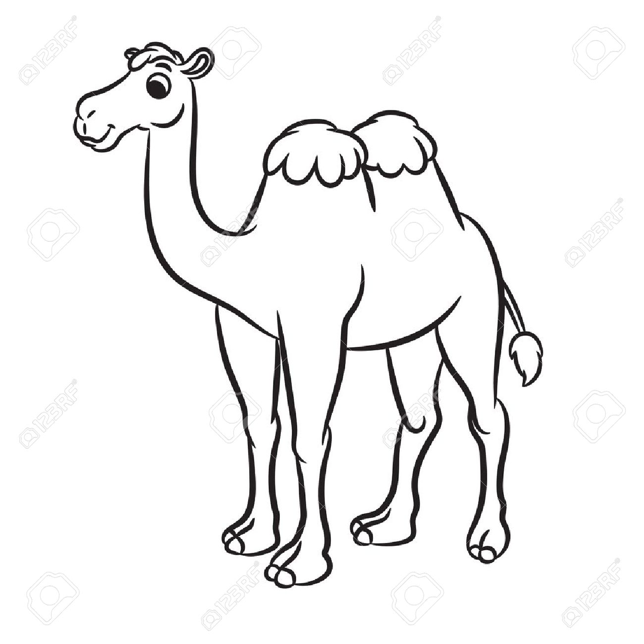 Camel clipart black and white, Picture #147459 camel clipart.