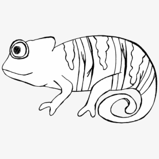 Chameleon Clip Art , Transparent Cartoon, Free Cliparts.