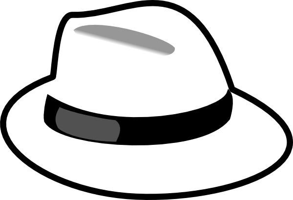 Cap clipart black and white, Cap black and white Transparent.