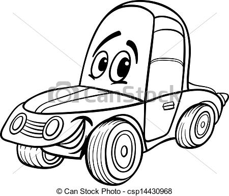 Cars clipart black and white » Clipart Station.