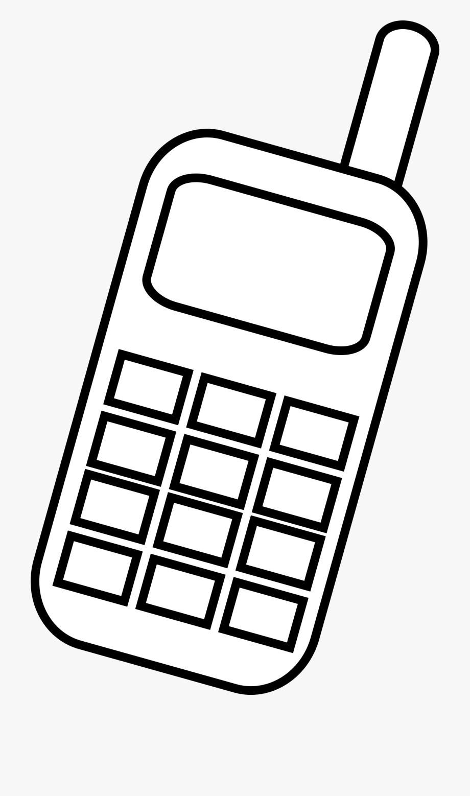 Cellphone Clipart.