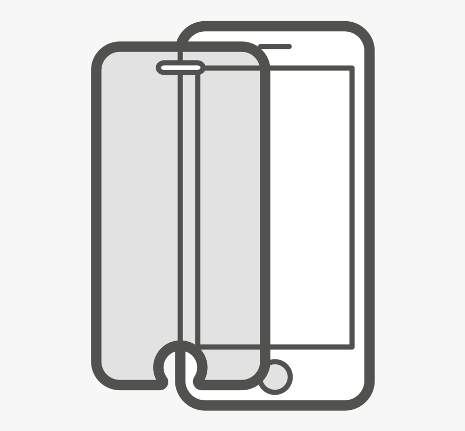 Cell Phone Clipart Black And White, Cliparts & Cartoons.