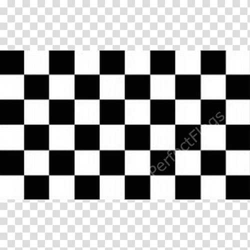 Black and white checkered illustration, Formula One Racing.