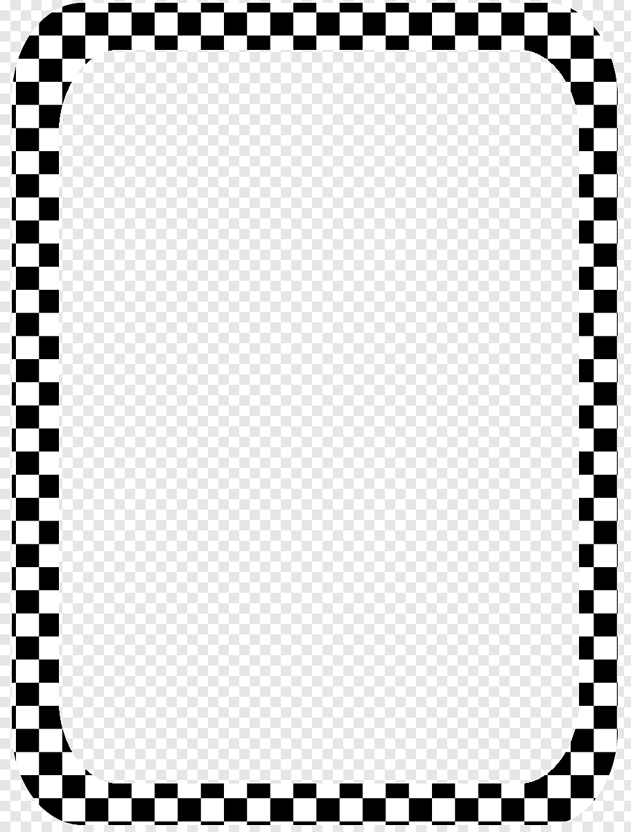 Car Auto racing Racing flags, Checkered Border s free png.