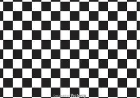 Black White Checkered Free Vector Art.