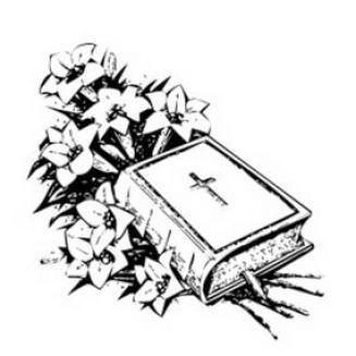 Free Christian Sympathy Clip Art.