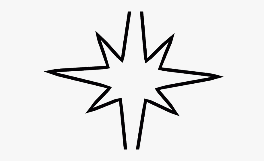 Shooting Star Clipart Simple.