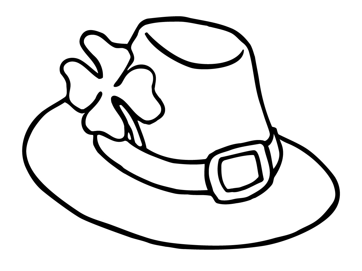 Hat black and white hat clip art black and white free clipart images.