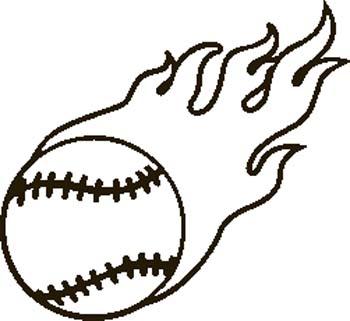 Baseball black and white baseball clip art free clipart.