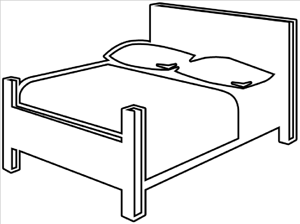 Free White Bed Cliparts, Download Free Clip Art, Free Clip.
