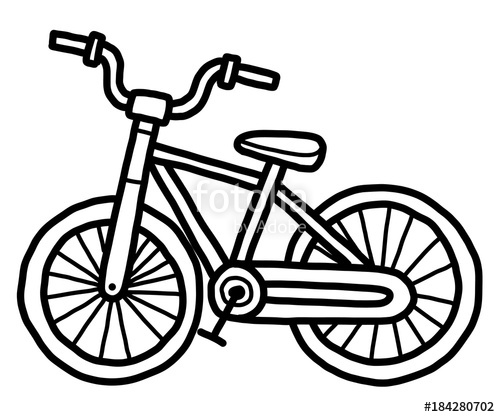 Clipart bicycle black and white, Clipart bicycle black and.