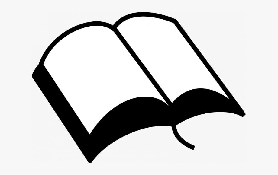 Vector Graphics Of Open Book.
